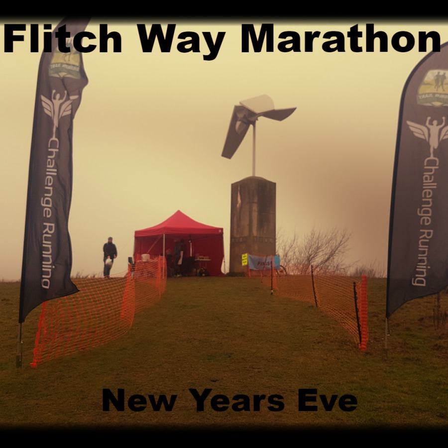 Flitch Way New Years Eve Marathon- 31st of December