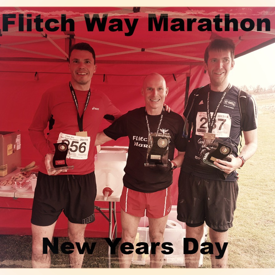 Flitch Way Marathon - New Years Day